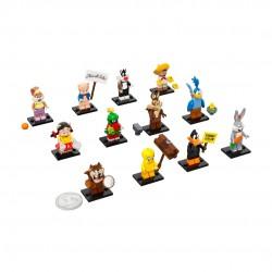 MINIFIGURAS SERIE LEGO LOONEY TUNES COMPLETA