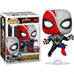 FUNKO POP MARVEL VENOMIZED SPIDER-MAN (598)(EXC)