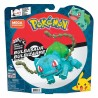 Pokémon Kit de Construcción Mega Construx Wonder Builders Bulbasaur 10 cm