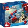LEGO Marvel 76172 Batalla Final entre Spider-Man y Sandman