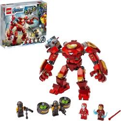 LEGO Marvel 76164 Hulkbuster de Iron Man vs. Agente de A.I.M.
