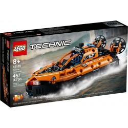 LEGO TECHNIC 42120 Aerodeslizador de Rescate