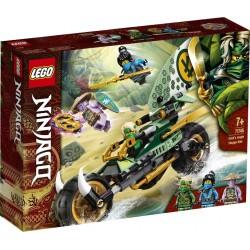 LEGO Ninjago 71745 Chopper de la Jungla de Lloyd