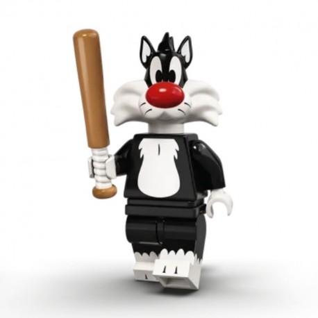 LEGO MINIFIGURAS SERIE LOONEY TUNES SILVESTRE