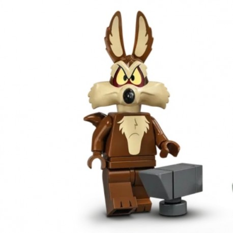 LEGO MINIFIGURAS SERIE LOONEY TUNES COYOTE