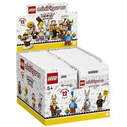 CAJA COMPLETA LEGO LOONEY TUNES 36 MINIFIGURAS