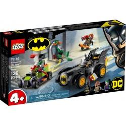 LEGO DC 76180 Batman vs. The Joker: Persecución en el Batmobile