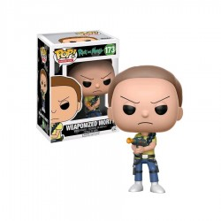 FUNKO POP ANIMATION RICK AND MORTY WEAPONIZED MORTY (173)