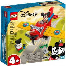 LEGO DISNEY 10772 Avión Clásico de Mickey Mouse