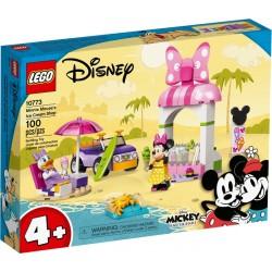 LEGO DISNEY 10773 Heladería de Minnie Mouse
