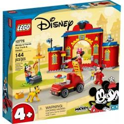 LEGO DISNEY 10776 Parque y Camión de Bomberos de Mickey y sus Amigos