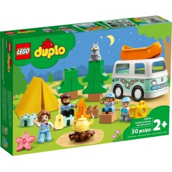 LEGO DUPLO 10946 Aventura en la Autocaravana Familiar