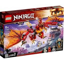 LEGO NINJAGO 71753 Ataque del Dragón de Fuego