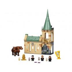 LEGO HARRY POTTER 76387 Hogwarts: Encuentro con Fluffy