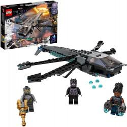 LEGO MARVEL 76186 Dragon Flyer de Black Panther