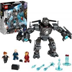 LEGO MARVEL 76190 Iron Man: Caos de Iron Monger