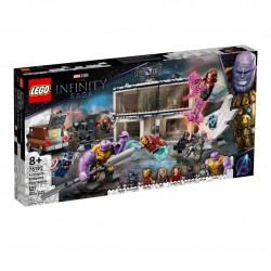 LEGO MARVEL 76192 Vengadores: Batalla Final de Endgame