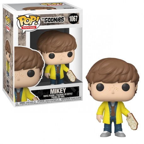 FUNKO POP MOVIES THE GOONIES MIKEY WITH MAP (1067)