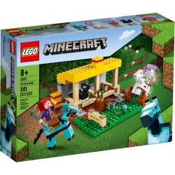 LEGO MINECRAFT 21171 El Establo de los Caballos