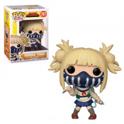 FUNKO POP MY HERO ACADEMIA HIMIKO TOGA WITH FACE COVER (787)