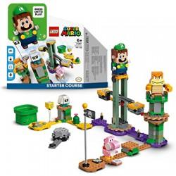 LEGO Super Mario 71387 Pack Inicial: Aventuras con Luigi