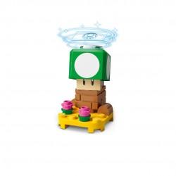 LEGO SUPER MARIO CHARACTER PACK 3 - CHAMPIÑÓN VIDA EXTRA