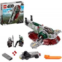 LEGO STAR WARS 75312 NAVE ESTELAR DE BOBA FETT