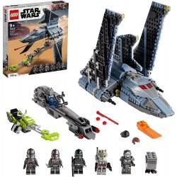 LEGO STAR WARS 75314 THE BAD BATCH: LANZADERA DE ATAQUE