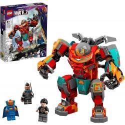 LEGO MARVEL 76194 WHAT IF...? Iron Man Sakaariano de Tony Stark
