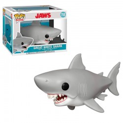 FUNKO POP MOVIES JAWS GREAT WHITE SHARK (758)