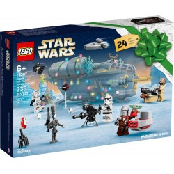 PREVENTA LEGO STAR WARS 75307 CALENDARIO DE ADVIENTO_CAJA