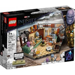 LEGO MARVEL 76200 Nuevo Asgard de Thor Gordo