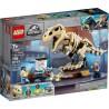 LEGO JURASSIC WORLD 76940 Exposición del Dinosaurio T. rex Fosilizado