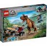 LEGO JURASSIC WORLD 76941 Persecución del Dinosaurio Carnotaurus