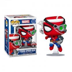 FUNKO POP MARVEL CYBORG SPIDER-MAN (723) EXC