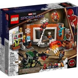 LEGO MARVEL 76185 Spider-Man en el Taller del Santuario