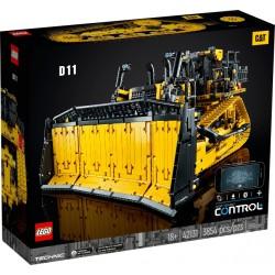 LEGO TECHNIC 42131 Buldócer Cat D11 Controlado por App