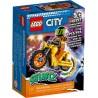 LEGO CITY 60297 Moto Acrobática: Demolición