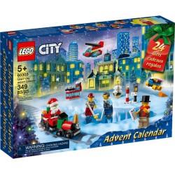 LEGO CITY 60303 Calendario de Adviento