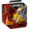 LEGO NINJAGO 71730 Set de Batalla Legendaria: Kai vs. Skulkin
