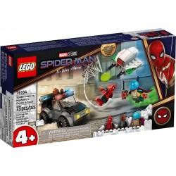 LEGO MARVEL 76184 Spider-Man vs. Ataque del Dron de Mysterio