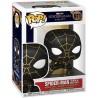FUNKO POP MARVEL NO WAY HOME SPIDER-MAN BLACK & GOLD SUIT (911)