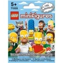 MINIFIG SERIE SIMPSONS 1