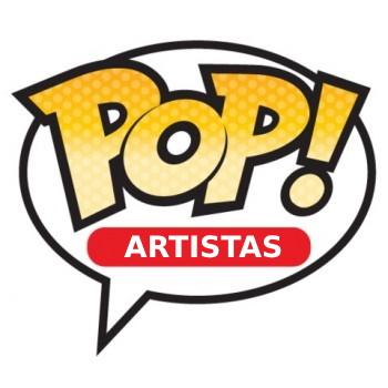 FUNKO POP ARTISTAS