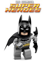 Lego Superheroes DC Comics
