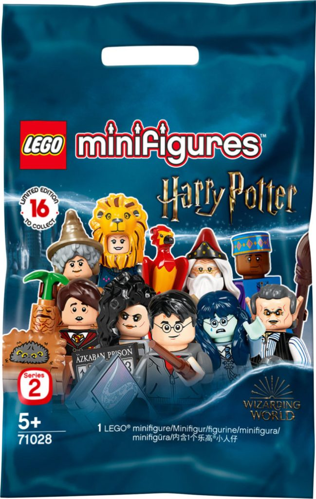 LEGO MINIFIGURAS HARRY POTTER SERIE 2