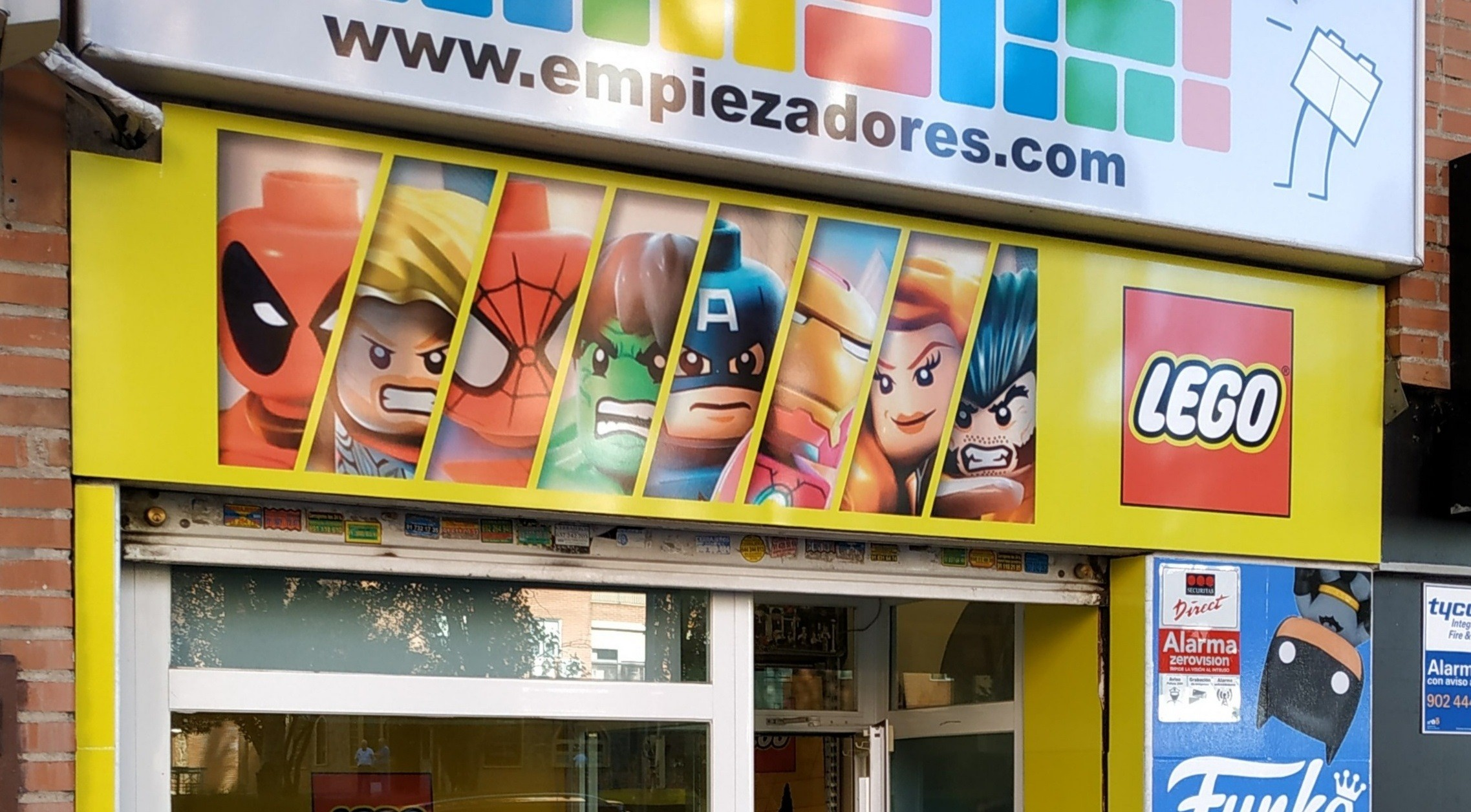 escaparate de empiezadores